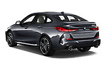 Car pictures of rear three quarter view of 2020 BMW 2-Series M-Sport 4 Door Sedan Angular Rear