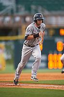 Lakeland Flying Tigers third baseman Zach Shepherd (18) during a game against the Bradenton Marauders on April 16, 2016 at McKechnie Field in Bradenton, Florida.  Lakeland defeated Bradenton 7-4.  (Mike Janes/Four Seam Images)