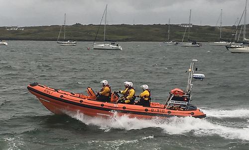 Baltimore RNLI inshore lifeboat