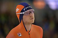 SPEEDSKATING: HEERENVEEN: 10-01-2020, IJsstadion Thialf, European Championship distances, 1500m Men, Koen Verweij NED), ©foto Martin de Jong