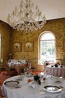 Restaurant Le Sud im Gastrozentrum  Clausen Rives auf dem Gelände der ehemligen Brauerei Mousel, 2 rue Emile Mousel in Clausen, Stadt Luxemburg, Luxemburg