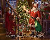 Liz,CHRISTMAS SANTA, SNOWMAN, WEIHNACHTSMÄNNER, SCHNEEMÄNNER, PAPÁ NOEL, MUÑECOS DE NIEVE, paintings+++++,USHCLD0253,#x#