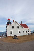 West Quoddy Light #4, Lubec, Maine
