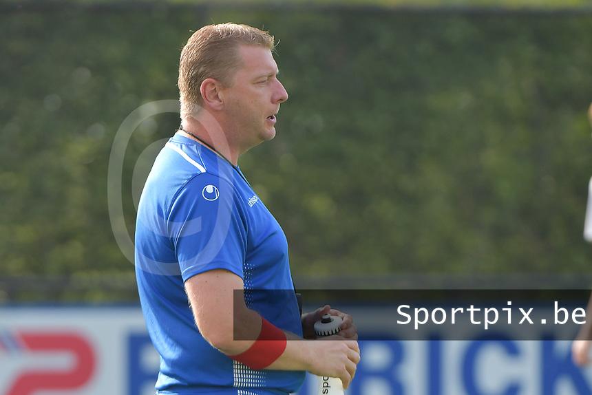 KSC WIELSBEKE :<br /> coach Dieter Lauwers<br /> <br /> Foto VDB / Bart Vandenbroucke