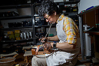 Japan Craft Shoe Making - Guilds of Crafts and Sarukawa Footwear College