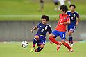 Football/Soccer: 2014 SBS Cup International Youth Soccer - U-19 Japan 2 (4PK5) 2 U-19 South Korea