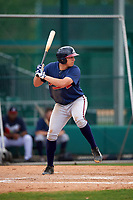 Atlanta Braves Austin Riley (90) during an intrasquad Spring Training game on March 29, 2016 at ESPN Wide World of Sports Complex in Orlando, Florida.  (Mike Janes/Four Seam Images)