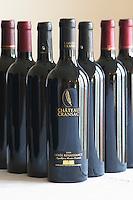 Bottle of Chateau Cransac Cuvee Renaissance 2004 Fronton Haut-Garonne France