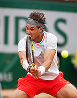 27-05-13, Tennis, France, Paris, Roland Garros, Rafael Nadal