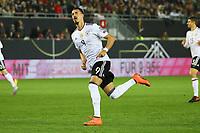 Sandro Wagner (Deutschland Germany) - 08.10.2017: Deutschland vs. Asabaidschan, WM-Qualifikation Spiel 10, Betzenberg Kaiserslautern