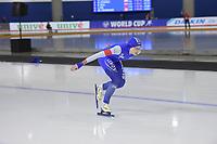 SPEEDSKATING: Calgary, The Olympic Oval, 07-02-2020, ISU World Cup Speed Skating, 1000m Ladies Division B, Hege Bøkko (NOR), ©foto Martin de Jong