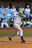 Levi Michael (Third Baseman) North Carolina Tar Heels (Photo by Tony Farlow/Four Seam Images)