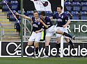16/02/2008    Copyright Pic: James Stewart.File Name : sct_jspa02_falkirk_v_st_mirren.SCOTT ARFIELD CELEBRATES SCORING FALKIRK'S FIRST.James Stewart Photo Agency 19 Carronlea Drive, Falkirk. FK2 8DN      Vat Reg No. 607 6932 25.Studio      : +44 (0)1324 611191 .Mobile      : +44 (0)7721 416997.E-mail  :  jim@jspa.co.uk.If you require further information then contact Jim Stewart on any of the numbers above........