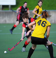150412 Wellington Women's Reserve One Hockey - Island Bay v Northern United