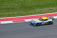 September 19, 2013: <br /> <br /> Jonathan Bomarito / Kuno Wittmer driving #93 GT SRT Viper GTS-R during International Sports Car Weekend test and setup day in Austin, TX.