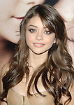Sarah Hyland attends the CBS Films' Premiere of Beastly held at The Pacific Theatres at The Grove in Los Angeles, California on February 24,2011                                                                               © 2010 Hollywood Press Agency
