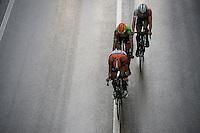 race leaders underway<br /> <br /> stage 3: Buchten - Buchten (NLD/210km)<br /> 30th Ster ZLM Toer 2016