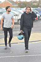 Dan Edgar & James Argent<br /> arriving for filming for the Towie Diwali party at sugar hut brentwood essex <br /> <br /> ©Richard Open snappers