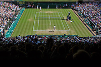 England, London, Juli 06, 2015, Tennis, Wimbledon, <br /> Photo: Tennisimages/Henk Koster