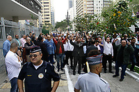 03.09.2019 - Protesto de Taxistas em SP