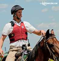 Colby Lavergne at Delaware Park on 6/19/13