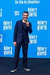 The actor Leonardo Sbaraglia  attends the photocall of the movie 'Dolor y gloria' in Villa Magna Hotel, Madrid 12th March 2019. (ALTERPHOTOS/Alconada)