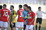 LOKOMOTIV (UZB) vs AL ITTIHAD (KSA) during their AFC Champions League Group A match on 23 February 2016 held at the Lokomotiv Stadium, in Tashkent, Uzbekistan. Photo by Stringer / Lagardere Sports