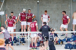 The Causeway team before the County Senior hurling Semi-Final between St. Brendans and Causeway at Austin Stack park on Sunday.