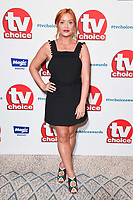 Arielle Free<br /> at the TV Choice Awards 2018, Dorchester Hotel, London<br /> <br /> ©Ash Knotek  D3428  10/09/2018