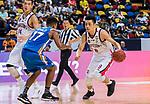 Guangzhou Long Lions vs NLEX Road Warriors during the Summer Super 8 Semi-finals match at the Macao East Asian Games Dome on July 21, 2018 in Macau, Macau. Photo by Marcio Rodrigo Machado / Power Sport Images