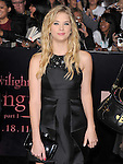 Ashley Benson  attends The Los Angeles premiere of Summit Entertainment's THE TWILIGHT SAGA: BREAKING DAWN PART 1 HELD AT Nokia Theatre at L.A. Live in Los Angeles, California on November 14,2011                                                                               © 2011 DVS / Hollywood Press Agency