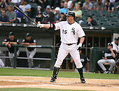Jim Thome of the Chicago White Sox vs. the Florida Marlins: June 19th, 2007 at Wrigley Field in Chicago, IL.  Photo copyright Mike Janes Photography 2007.