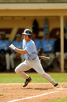 North Carolina Tar Heels' 1B-OF Dustin Ackley in action vs. the Boston College Eagles  at Shea Field May 16, 2009 in Chestnut Hill, MA (Photo by Ken Babbitt/Four Seam Images)