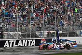 2017 NASCAR XFINITY Series - Rinnai 250<br /> Atlanta Motor Speedway, Hampton, GA USA<br /> Saturday 4 March 2017<br /> Kyle Busch, NOS Energy Drink Toyota Camry<br /> World Copyright: Rusty Jarrett/LAT Images<br /> ref: Digital Image 17ATL1rj_1898