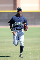 Denny Almonte / Seattle Mariners 2008 Instructional League..Photo by:  Bill Mitchell/Four Seam Images