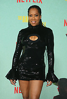 LOS ANGELES, CA - OCTOBER 13: Regina King at the Special Screening Of The Harder They Fall at The Shrine in Los Angeles, California on October 13, 2021. Credit: Faye Sadou/MediaPunch