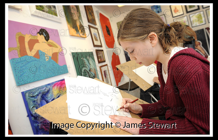 22/06/2009  Copyright  Pic : James Stewart.12_cross_currents.DELTA STUDIOS :: CROSS CURRENTS EXHIBITION :: NIAMH HAINEY (9) FROM COMLEY PARK SCHOOL :: .James Stewart Photography 19 Carronlea Drive, Falkirk. FK2 8DN      Vat Reg No. 607 6932 25.Telephone      : +44 (0)1324 570291 .Mobile              : +44 (0)7721 416997.E-mail  :  jim@jspa.co.uk.If you require further information then contact Jim Stewart on any of the numbers above.........