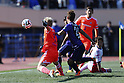 Football/Soccer: FUJI XEROX Super Cup 2014 - Sanfrecce Hiroshima 2-0 Yokohama F Marinos