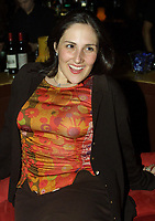 """Miami Beach, FL 2-26-2002<br /> Ricki Lake at the after-theater party at <br /> Touch Restaurant for the opening night <br /> of """"The Vagina Monologues"""".<br /> Photo by Adam Scull/PHOTOlink"""