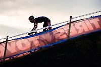 Laurens Sweeck (BEL/Pauwels Sauzen-Bingoal)<br /> <br /> Elite Men's Race<br /> Belgian National CX Championships<br /> Meulebeke 2021<br /> <br /> ©kramon