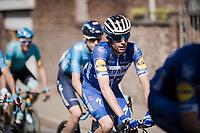 Enric MAS (ESP/Deceuninck-Quick Step)<br /> <br /> 83rd La Flèche Wallonne 2019 (1.UWT)<br /> One day race from Ans to Mur de Huy (BEL/195km)<br /> <br /> ©kramon