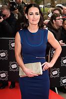 Kirsty Gallagher<br /> arriving for TRIC Awards 2018 at the Grosvenor House Hotel, London<br /> <br /> ©Ash Knotek  D3388  13/03/2018