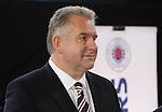Rangers AGM - Graham Wallace