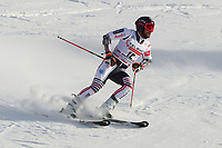 20th December 2020; Alta Badia, South-Tyrol, Italy; International Ski Federation World Cup Alpine Skiing, Giant Slalom;  Mathieu Faivre (FRA)