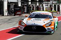 4th September 2021; Red Bull Ring, Spielberg, Austria; DTM  Race 1 at Spielberg;   Arjun Maini IN Mercedes-AMG Team GetSpeed