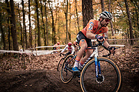 David van der Poel (NED/Alpecin-Fenix)<br /> <br /> UEC Cyclocross European Championships 2020 - 's-Hertogenbosch (NED)<br /> <br /> Elite MEN<br /> <br /> ©kramon