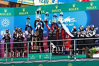 FIA WEC RACE SUNDAY - 24 HOURS OF LE MANS (FRA)08/18-22/2021