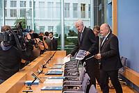 2018/10/11 Politik   Seehofer   BSI-Lagebericht 2018