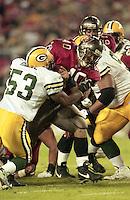 1999 Green Bay Packers @ Tampa Bay Bucs Dec 26