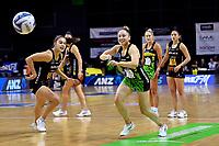 Whitney Souness of the Pulse during the ANZ Premiership Netball - Pulse v Magic at TSB Bank Arena, Wellington, New Zealand on Sunday 30 May 2021.<br /> Photo by Masanori Udagawa. <br /> www.photowellington.photoshelter.com